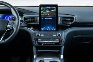 Salpicadero Ford Explorer 3.0 PHEV AWD