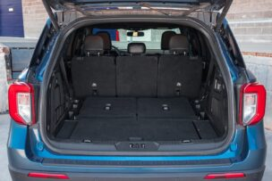 Maletero Ford Explorer 3.0 PHEV AWD