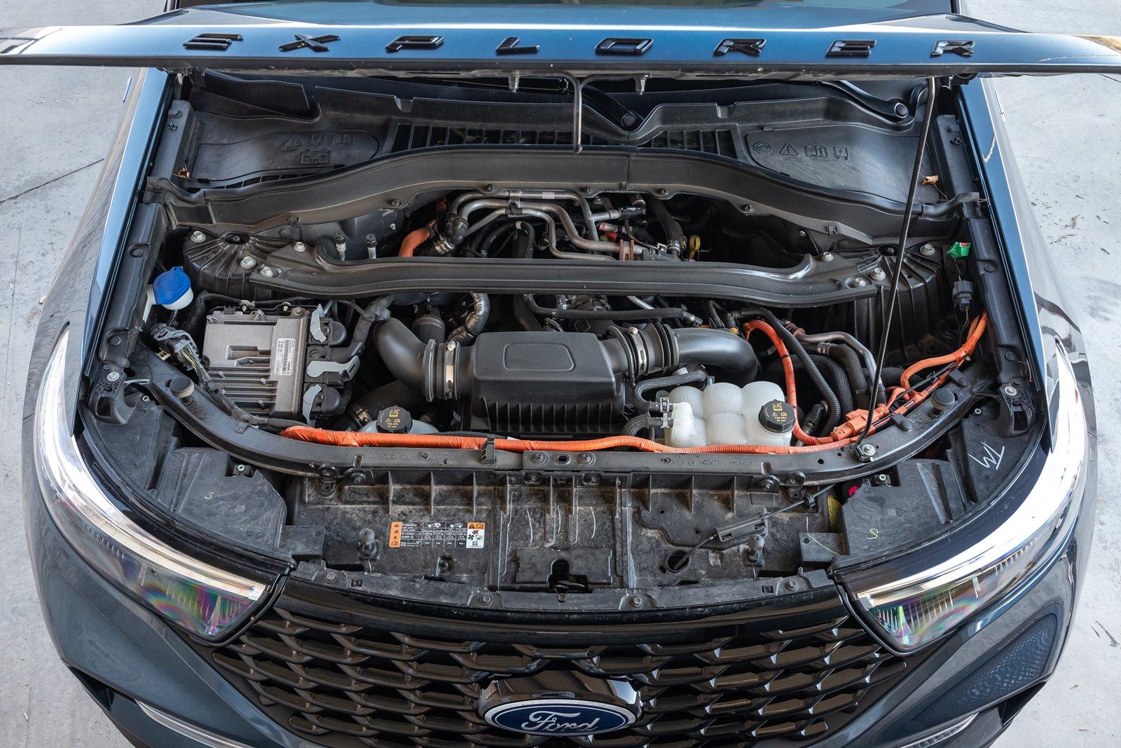 Motor Ford Explorer 3.0 PHEV AWD
