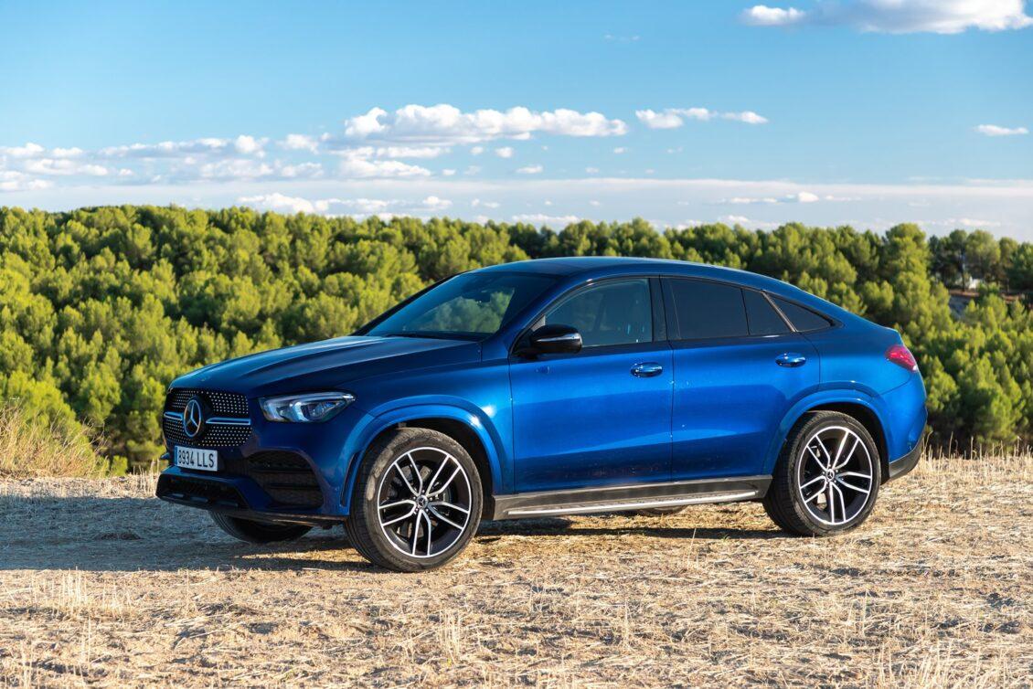 Prueba Mercedes-Benz GLE 400d 4MATIC Coupé: ¿Diésel o diésel PHEV?