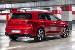 Zaga Volkswagen Golf GTI