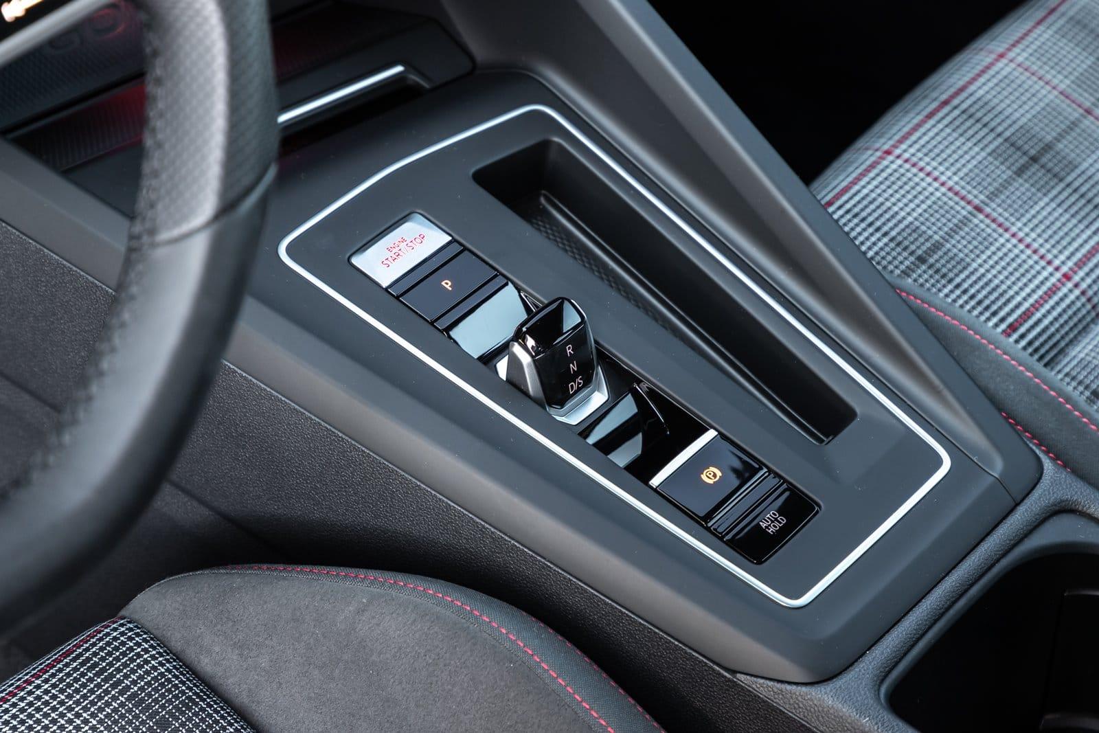 Consola central Volkswagen Golf GTI
