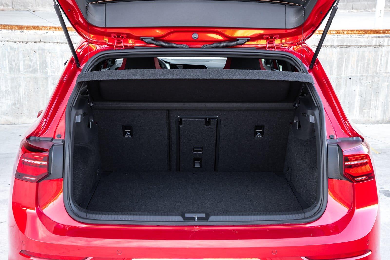 Maletero Volkswagen Golf GTI