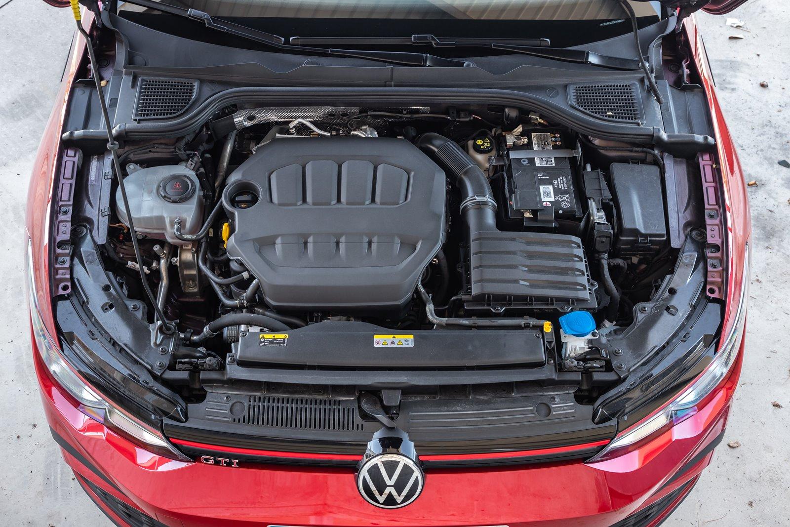 Motor Volkswagen Golf GTI