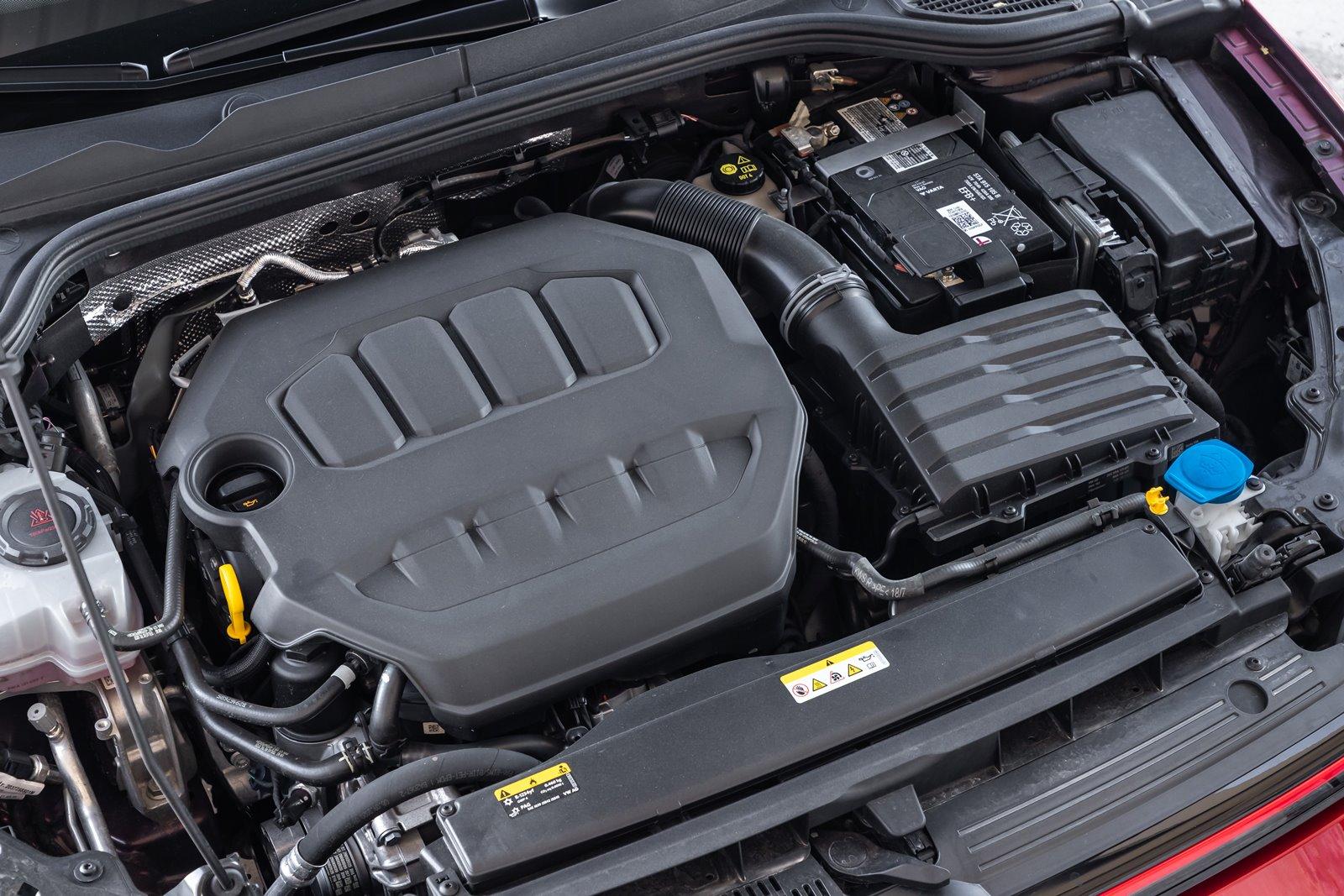 Mecánica Volkswagen Golf GTI