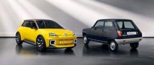 El Renault 5 vuelve a la carga y cada vez pinta mejor, ¿no?
