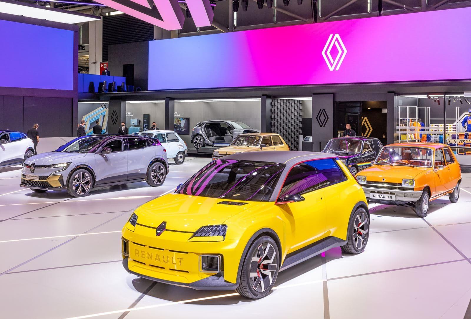 Nuevo Renault 5 eléctrico
