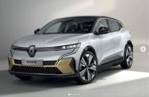 ¡Filtrado! A ver qué te parece el nuevo Renault Meganee-Tech eléctrico