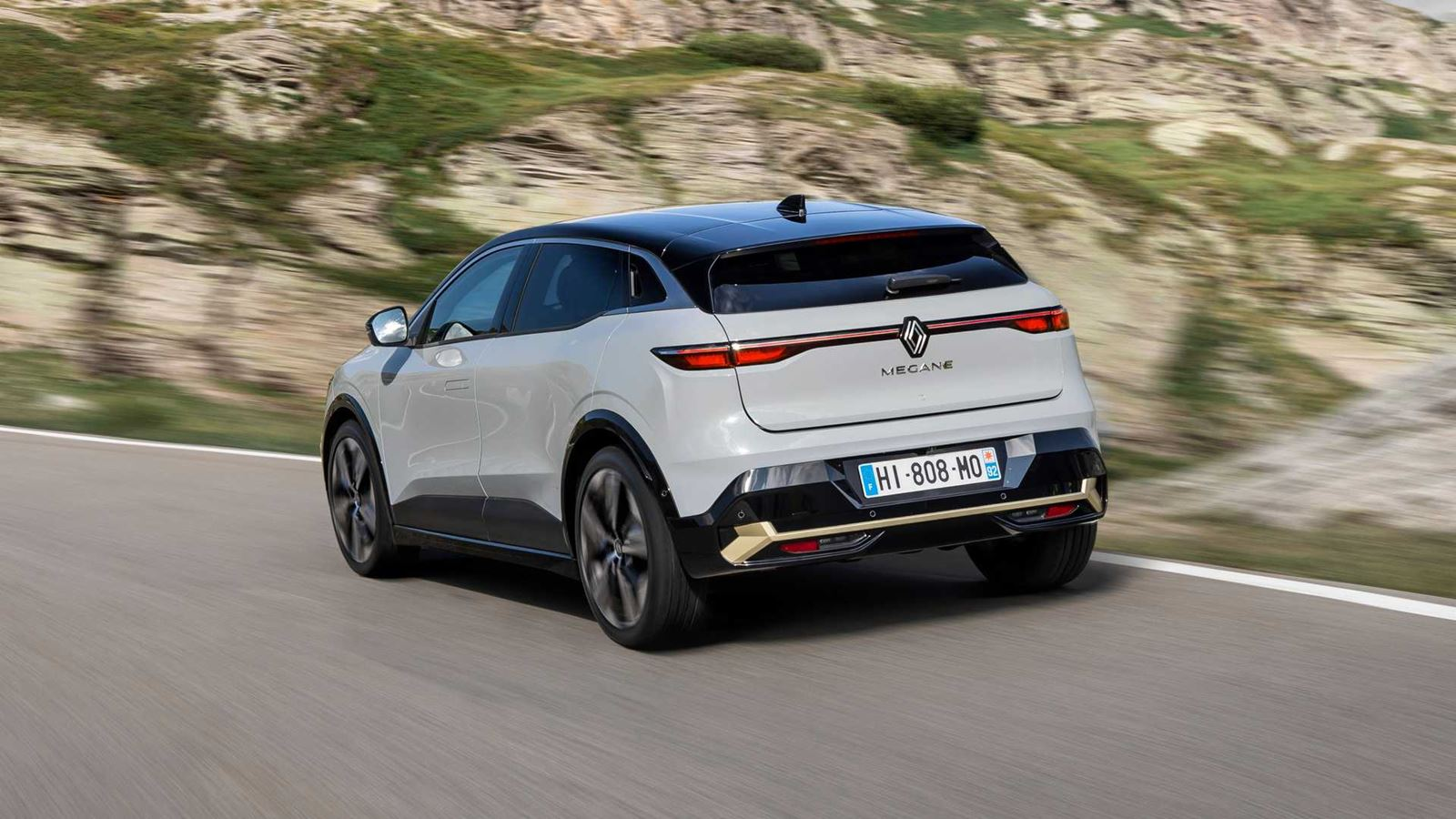 Renault Mégane E-TECH dinámica