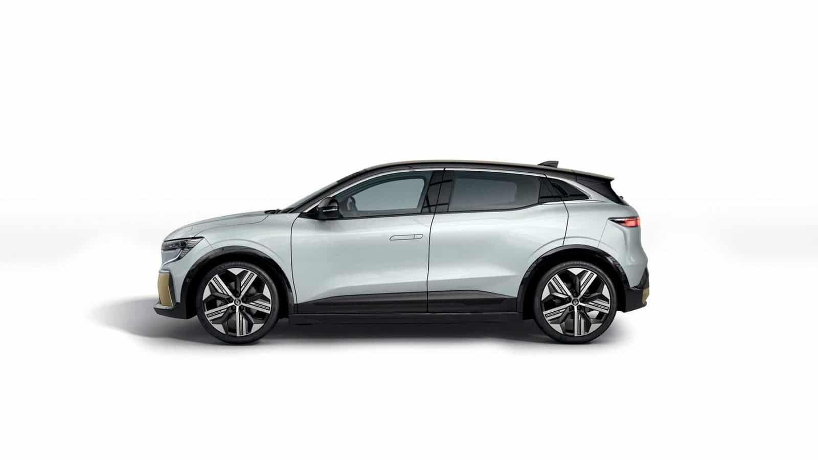 Renault Mégane E-TECH lateral