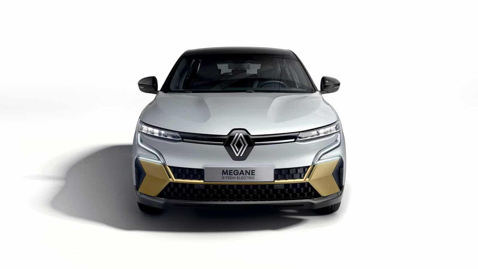 Renault Mégane E-TECH frontal
