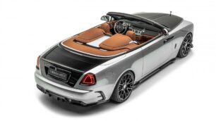 Hasta 730 CV para el Rolls-Royce Dawn de Mansory