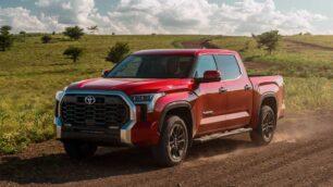 Toyota Tundra 2022: muchas novedades y versión híbrida a niveles de Raptor