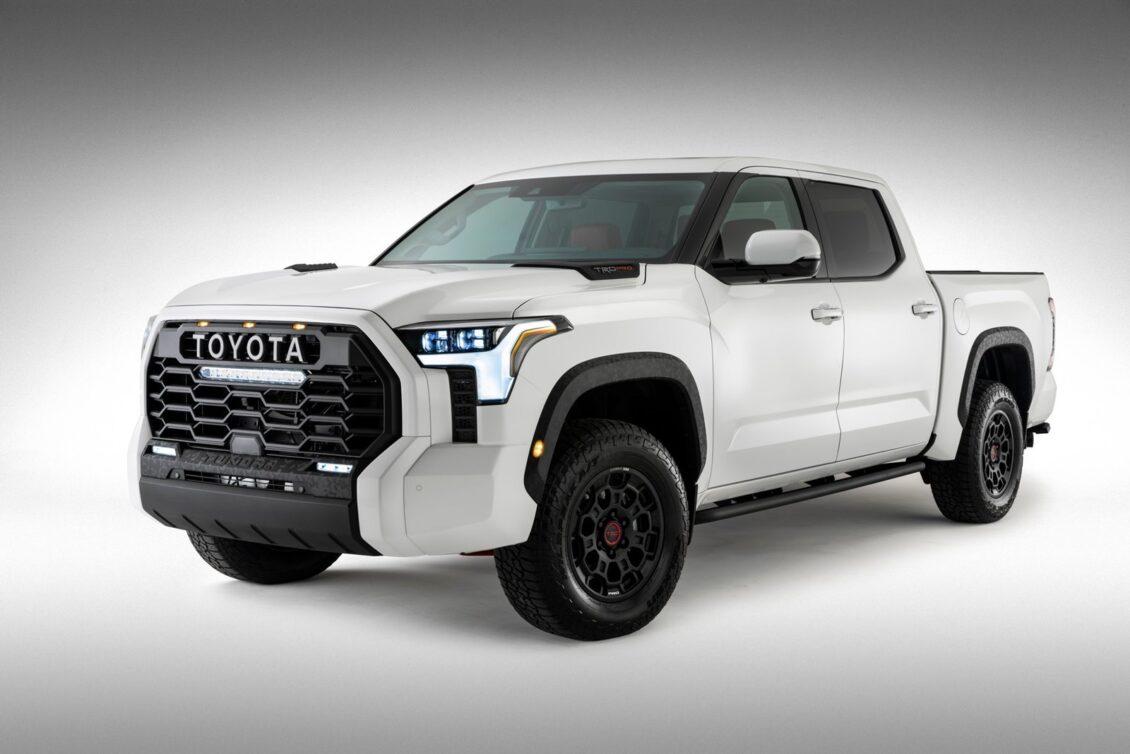 Toyota Tundra TRD Pro 2022: la versión más capaz con 443 CV