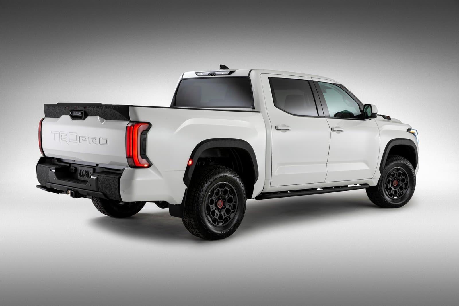 El Toyota Tundra TRD Pro 2022 es una bestia