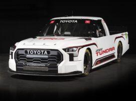 Así es la Toyota Tundra TRD Pro, la pickup que te gustaría tener para ir a comprar