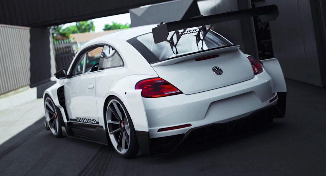 Volkswagen Beetle GP: del Gran Turismo Sport a la carretera por 5.990 €