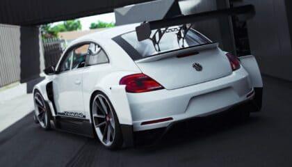 El Volkswagen Beetle GP puede montar el motor del Audi RS 3