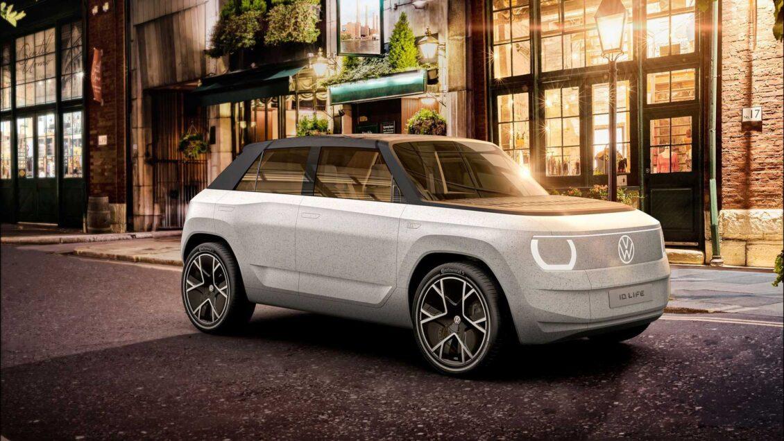 Volkswagen ID. Life Concept: un urbano EV cercano a los 20.000€ para 2025