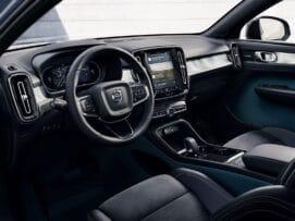 Volvo dice adiós a este material de sus interiores y es una lástima, porque era de lo mejor