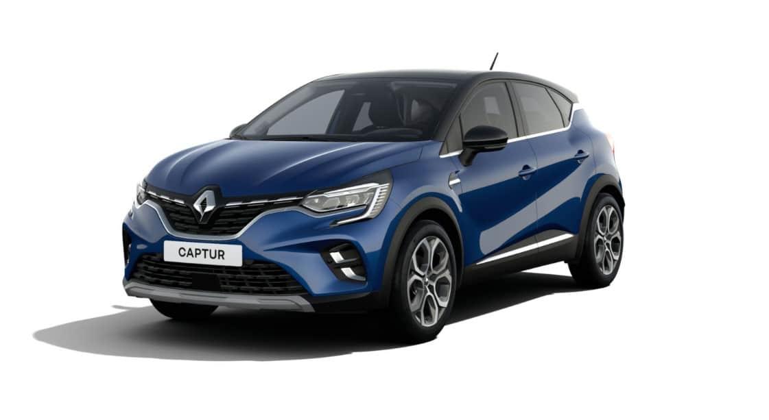 Nuevo Renault Captur «Fast Track»: Entrega rápida y bien equipado