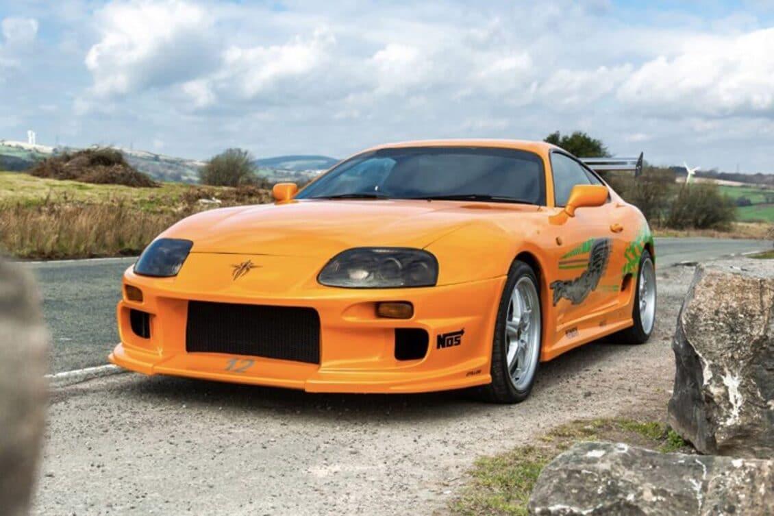 Si quieres conducir los coches de Fast & Furious, esta es tu oportunidad