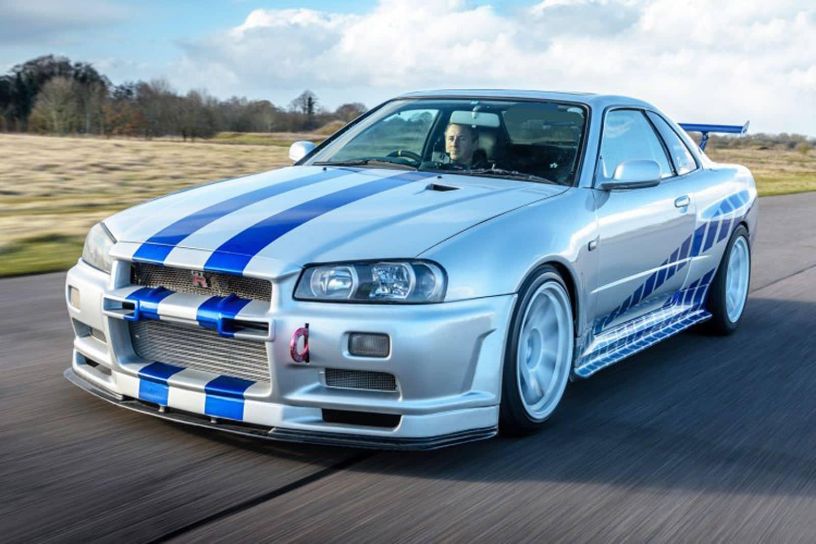 coches de Fast & Furious