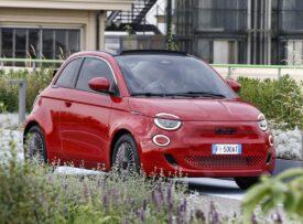 Ya disponible el Fiat 500