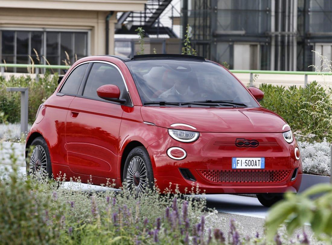 Ya disponible el Fiat 500 «RED», eléctrico o híbrido ligero