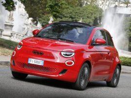 Nuevo Fiat 500e RED: Apostando todo al rojo