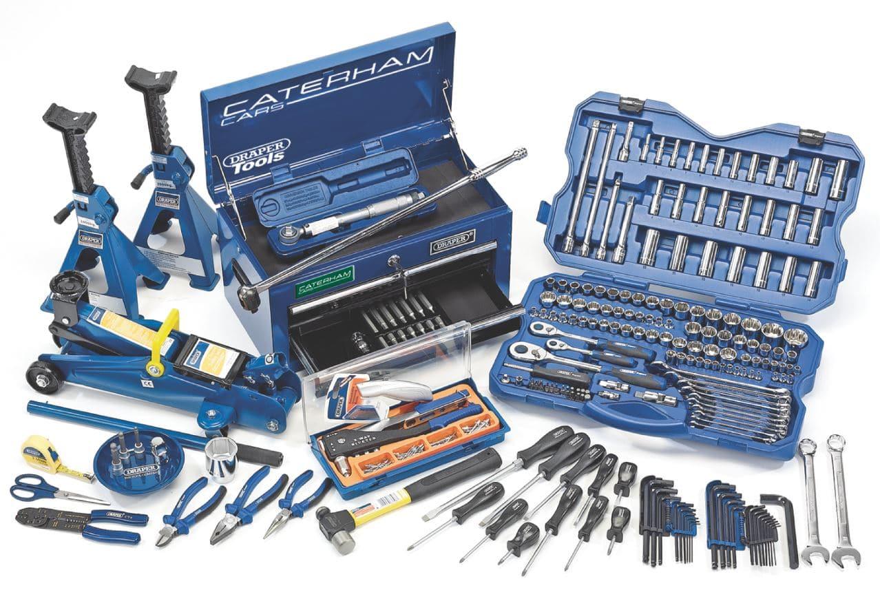 Caja de herramientas llave 13 14