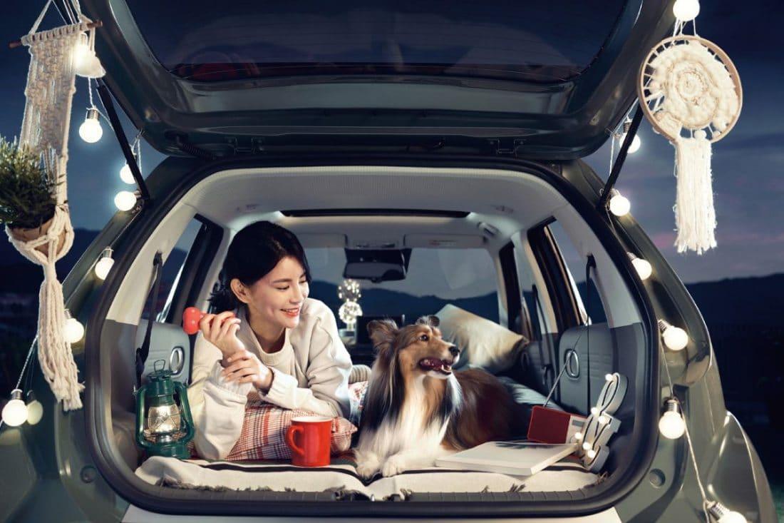 El pequeño Hyundai Casper enseña su curioso interior: El Twingo del siglo XXI