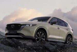 El renovado Mazda CX-5 ya tiene precios: Aquí los detalles