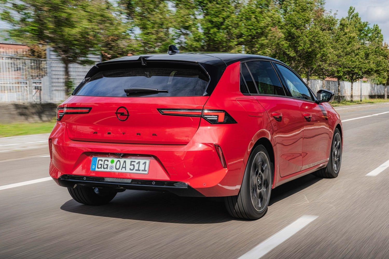 Todos los precios del nuevo Opel Astra 2022: Así es la gama