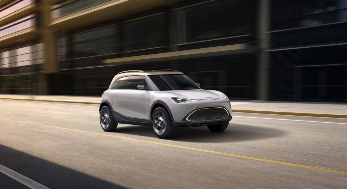 smart concept #1: la compañía se reinventa apostando por los SUV