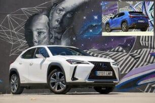 Prueba Lexus UX 250h F-Sport vs UX 300e Luxury: Tu eliges, ¿híbrido o eléctrico?