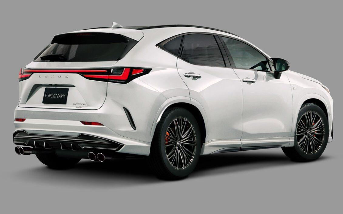 ¿Qué te parece la puesta a punto de la casa para el nuevo Lexus NX?