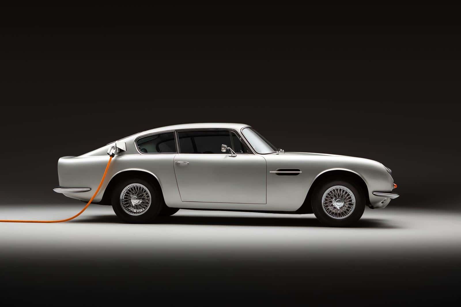 Aston Martin DB6 eléctrico
