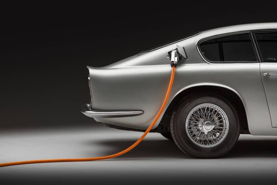 Este Aston Martin DB6 eléctrico es el último clásico en «modernizarse»