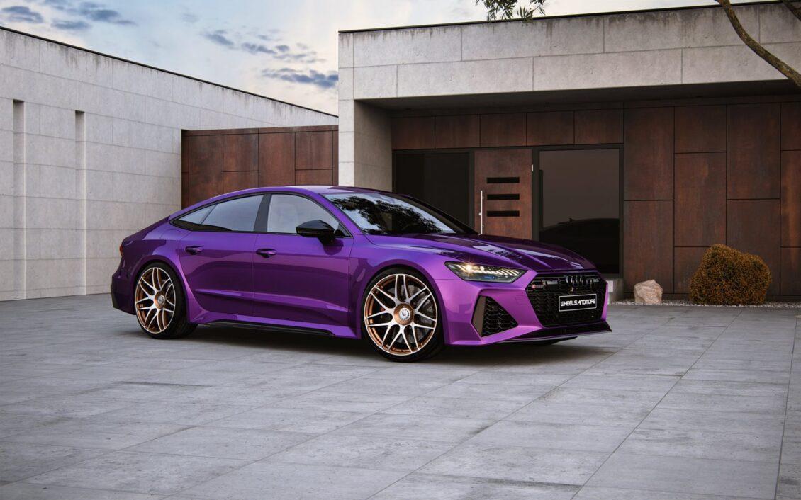 ¿Te gusto el Audi RS 7 Sportback de Mansory? Este es más bestia y tiene 1.045 CV