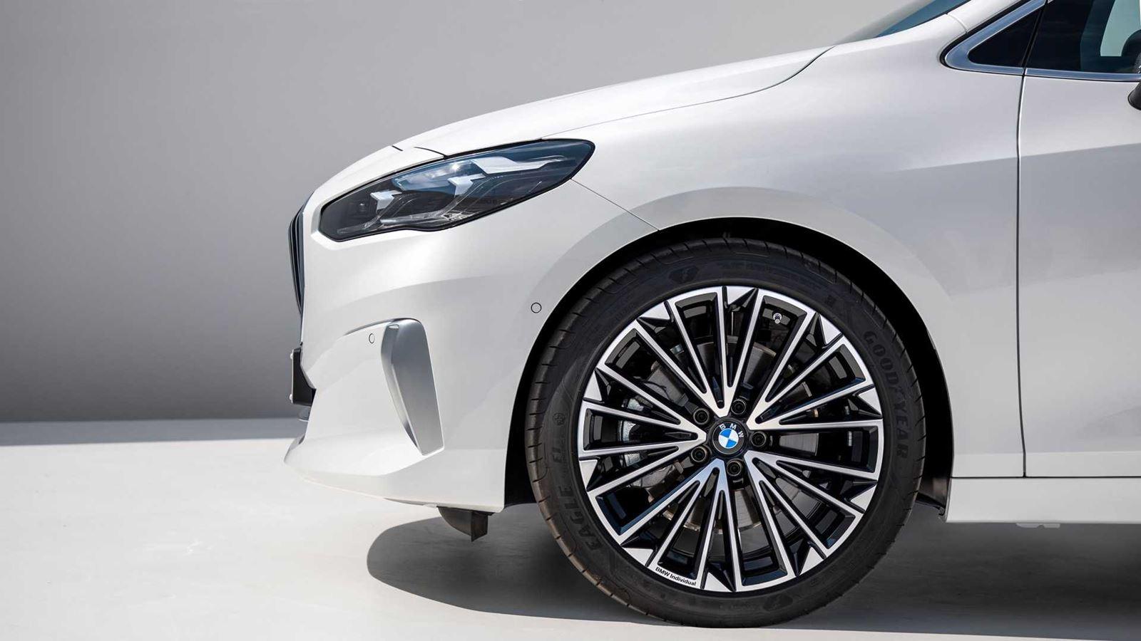 BMW Serie 2 Active Tourer llantas