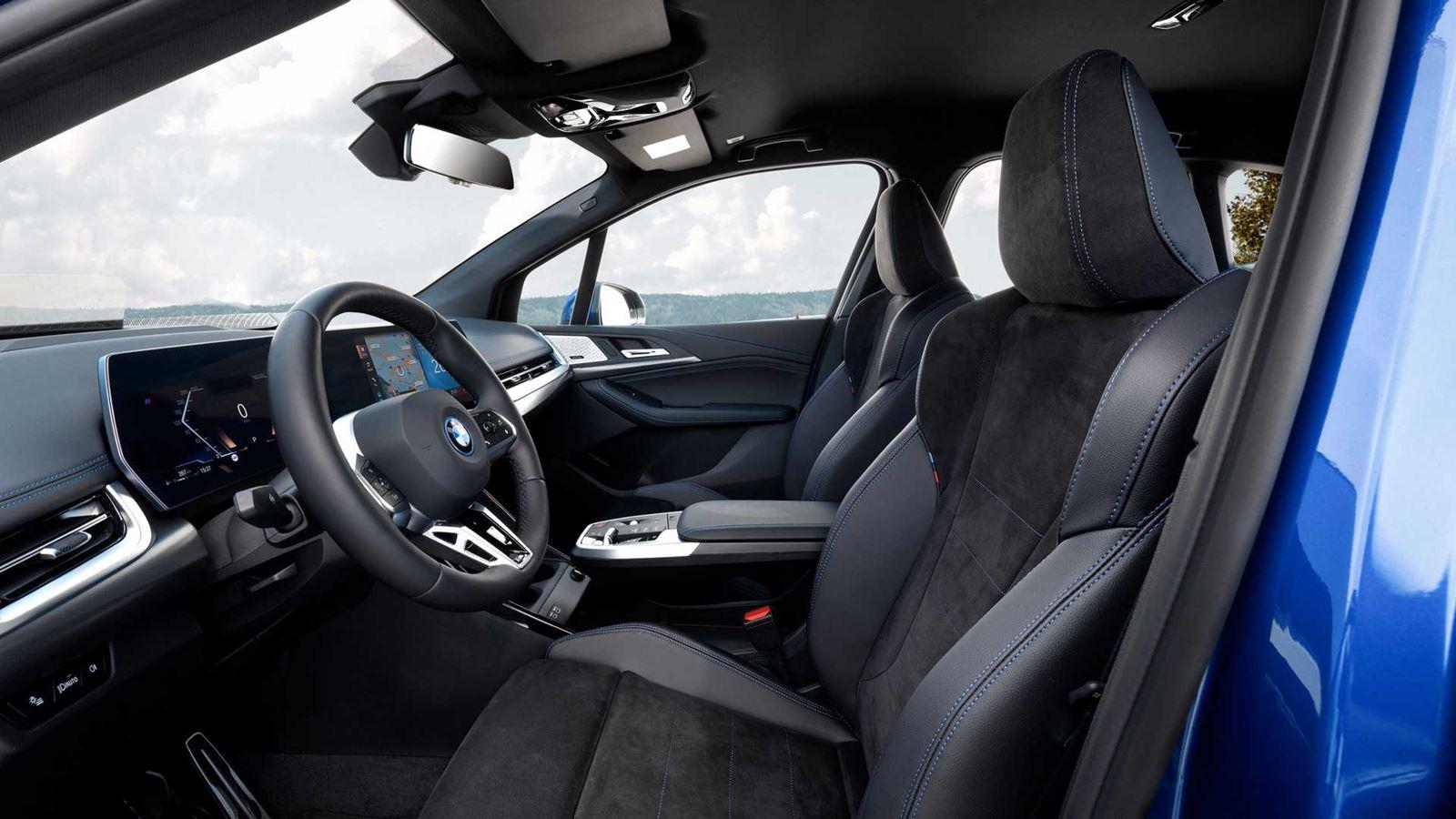 BMW Serie 2 Active Tourer plazas delanteras