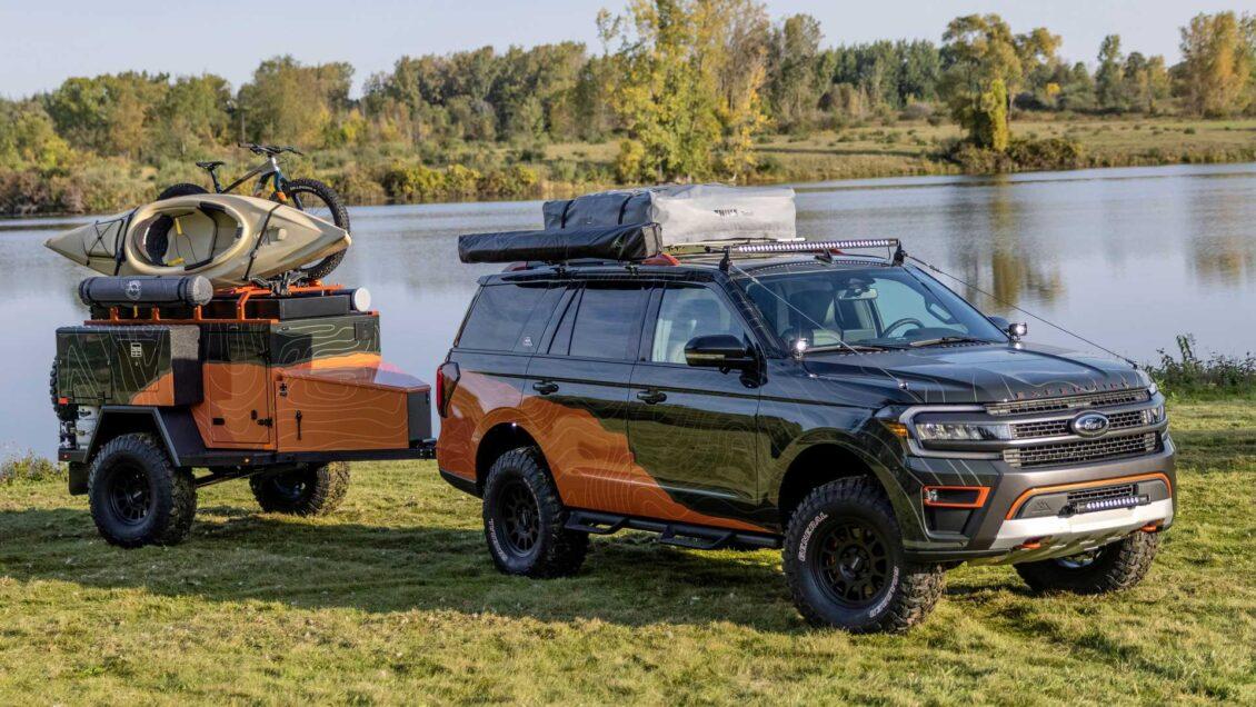 Ford Expedition Timberline Off-Grid: si todos los SUV camperizados fueran así…