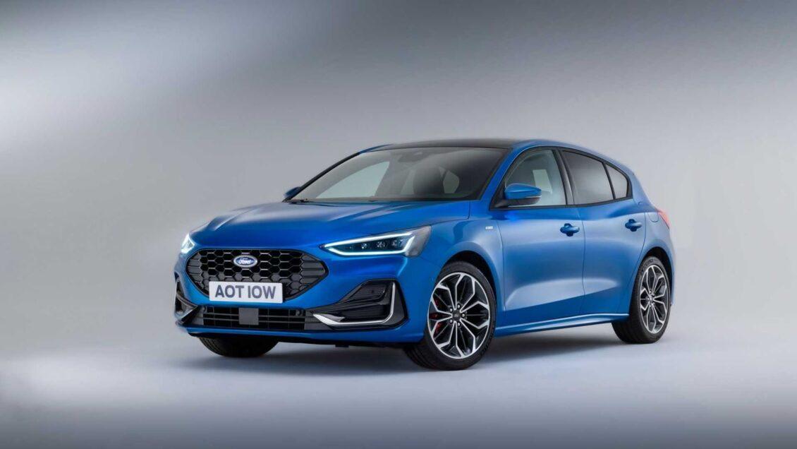 Así es el renovado Ford Focus y estas son sus mejoras y novedades