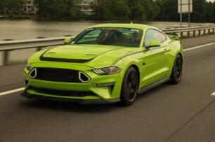 El Ford Mustang RTR 2021 es la perita en dulce que quieres en tu garaje