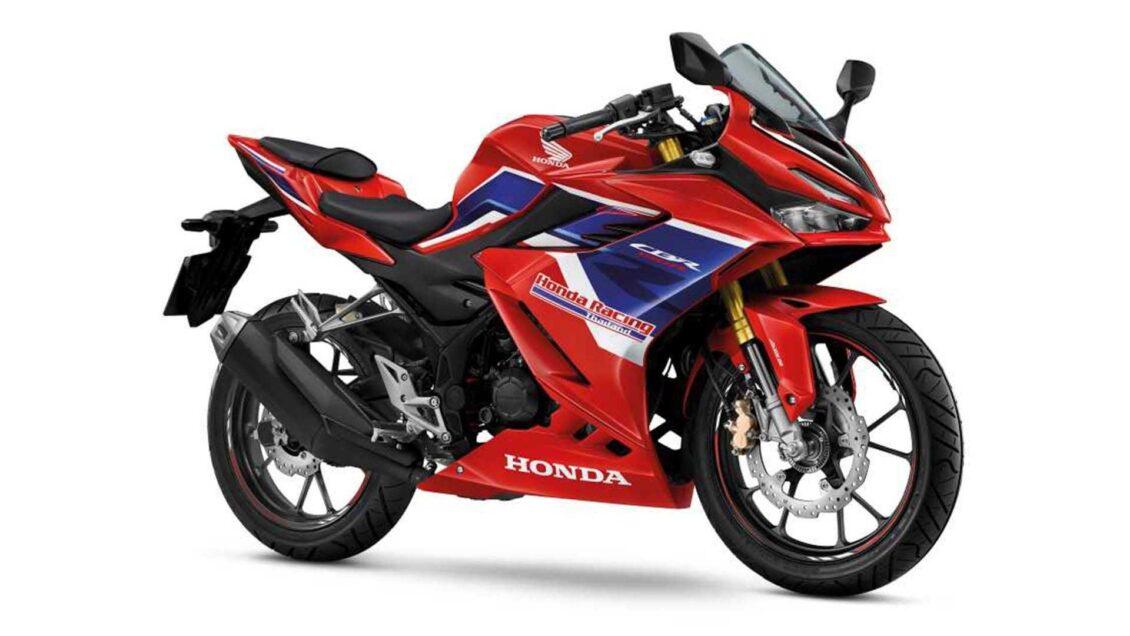 Así es la nueva Honda CBR150R 2022: inspiración en la CBR1000RR-R Fireblade SP
