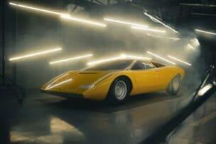 Lamborghini Countach LP500 o lo que son 25000 horas de trabajo de investigación y fabricación