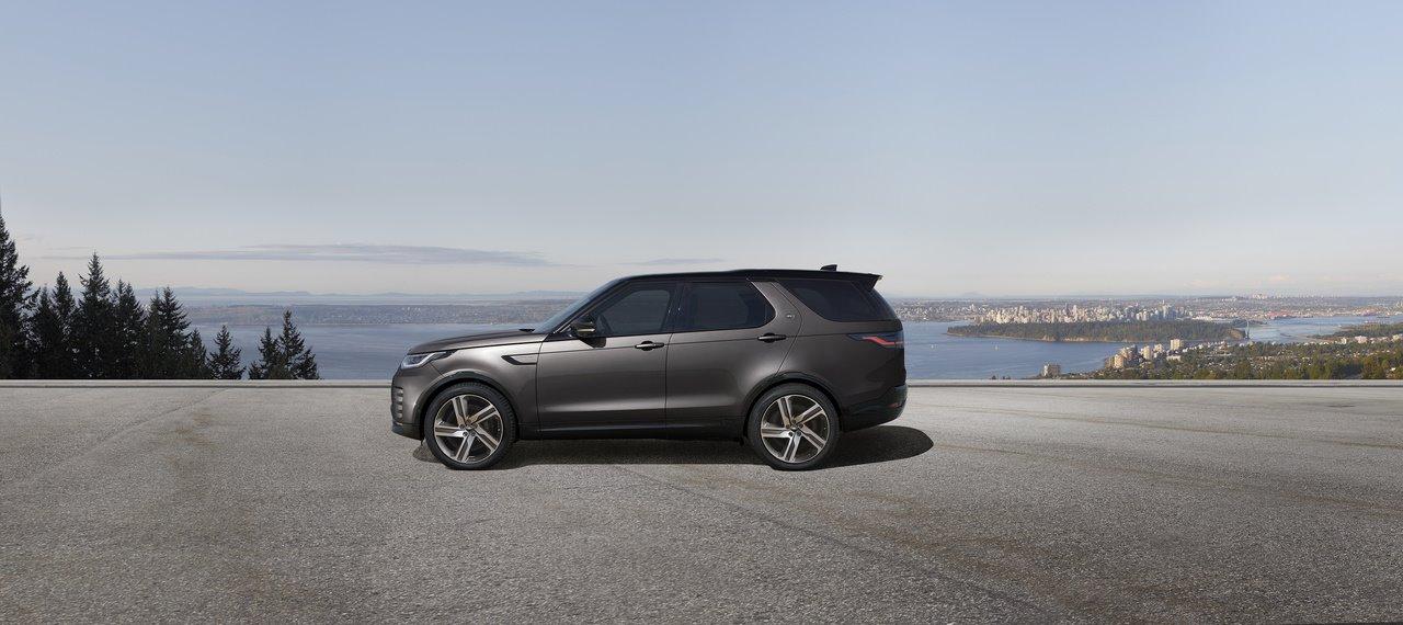 El Land Rover Discovery Metropolitan destaca por por su completo equipamiento y una exclusiva combinación de diseño y tecnologías