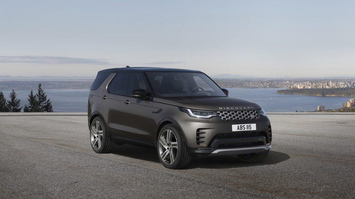 Land Rover Discovery Metropolitan: muy equipado, pero no es barato