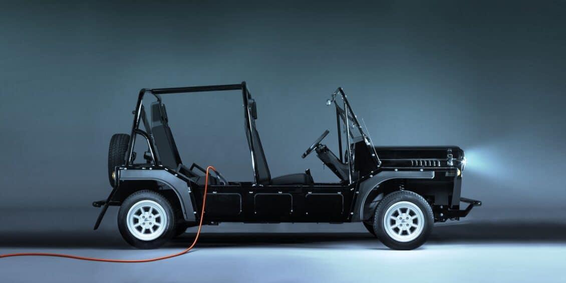 Así es el MOKE Electric que pondrá fin a las versiones con motor de combustión interna